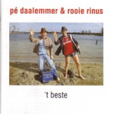 PE DAALEMMER & ROOIE RINU-'T BESTE -21 TRACKS...