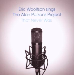 WOOLFSON, ERIC-WOOLFSON SINGS THE ALAN..