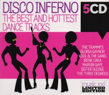 VARIOUS-BEST OF DISCO INFERNO