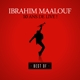 MAALOUF, IBRAHIM-10 ANS DE LIVE -CD+DVD-