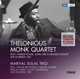 MONK, THELONIOUS -QUARTET-LIVE IN BERLIN 1961/..