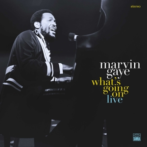 GAYE, MARVIN-WHAT'S GOING ON -LIVE-