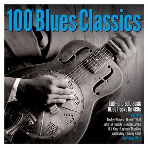 VARIOUS-100 BLUES CLASSICS