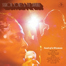 JONES, SHARON & THE DAP-KINGS-SOUL OF A WOMAN -LTD-