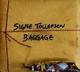 TOLLEFSEN, SIGNE-BAGGAGE