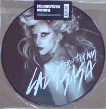 LADY GAGA-BORN THIS WAY -LTD- [PD]