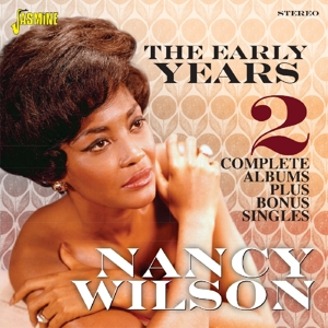 WILSON, NANCY-THE EARLY YEARS