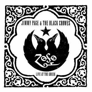 PAGE, JIMMY & BLACK CROWES-LIVE AT THE GREEK