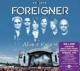 FOREIGNER-ALIVE & ROCKIN' -CD+DVD-
