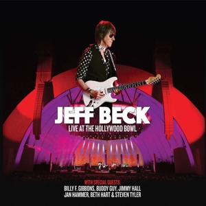 BECK, JEFF-LIVE AT THE HOLLYWOOD BOW