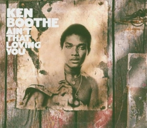 BOOTHE, KEN-AIN'T THAT LOVING YOU