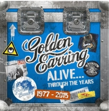 GOLDEN EARRING-ALIVE... THROUGH THE..