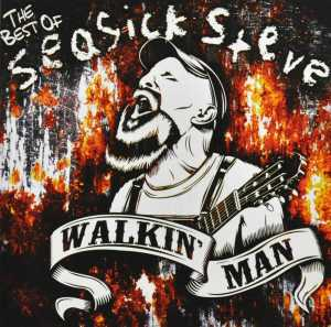 SEASICK STEVE-WALKIN' MAN:THE BEST OF