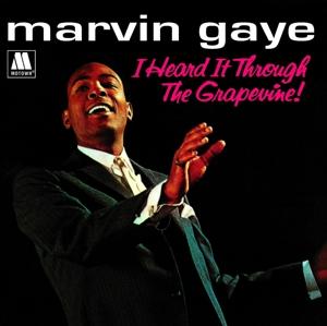 GAYE, MARVIN-I HEARD IT THROUGH THE GRAPEVINE -LTD-