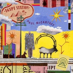 MCCARTNEY, PAUL-EGYPT STATION -LTD-