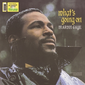 GAYE, MARVIN-WHAT'S GOING ON + 3