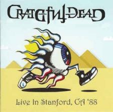 GRATEFUL DEAD-LIVE IN STANFORD, CA '88