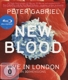 GABRIEL, PETER-NEW BLOOD LIVE IN.. -3D-