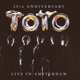 TOTO-LIVE IN AMSTERDAM -LP+CD-