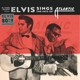 PRESLEY, ELVIS-ELVIS SINGS THE HITS OF ATLANTIC // COLOURED VIN