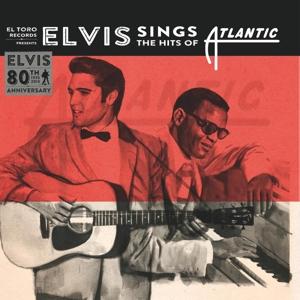 PRESLEY, ELVIS-ELVIS SINGS THE HITS OF ATLANTIC // COLOURED VIN