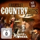 ASLEEP AT THE WHEEL-GREATEST COUNTRY HITS LIVE -CD+DVD-