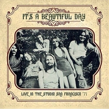 IT'S A BEAUTIFUL DAY-LIVE '71