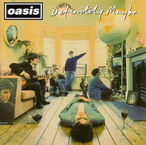 OASIS-DEFINITELY MAYBE