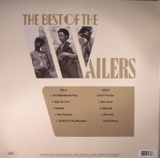 WAILERS-BEST OF THE WAILERS BEVERLEY'S RECORD...