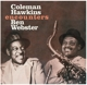 HAWKINS, COLEMAN-ENCOUNTERS BEN WEBSTER / 180GR. -HQ-