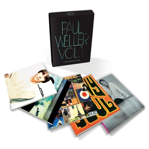 WELLER, PAUL-CLASSIC ALBUM SELECTION VOL.1