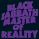 BLACK SABBATH-MASTER OF REALITY