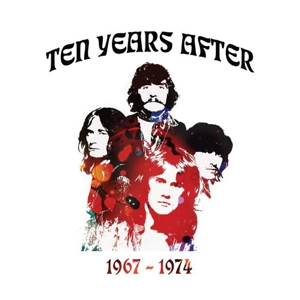 TEN YEARS AFTER-1967-1974 -BOX SET-