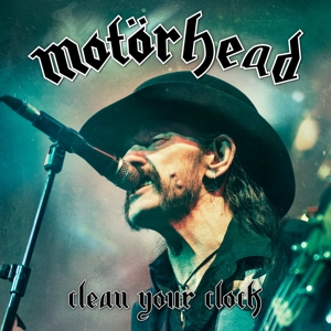 MOTORHEAD-CLEAN YOUR CLOCK -DVD+CD-