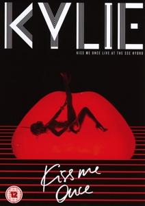 MINOGUE, KYLIE-KISS ME ONCE TOUR-CD+DVD-
