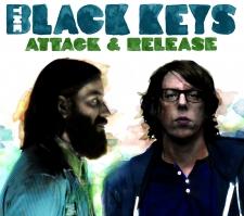 BLACK KEYS-ATTACK & RELEASE -LP+CD-