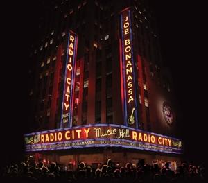 BONAMASSA, JOE-LIVE AT RADIO CITY.. -HQ-