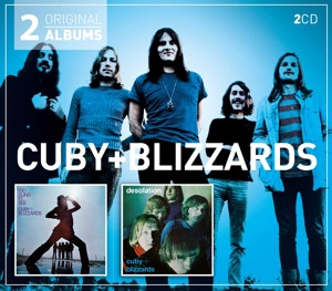 CUBY & BLIZZARDS-TOO BLIND TO SEE / DESOLATION // 2 FOR 1 SERIE