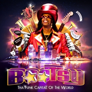 COLLINS, BOOTSY-THA FUNK CAPITOL OF THE WWORLD