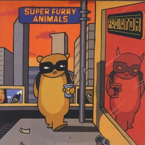 SUPER FURRY ANIMALS-RADIATOR