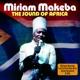 MAKEBA, MIRIAM-SOUND OF AFRICA