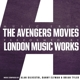 O.S.T.-MUSIC FROM THE AVENGER MOVIES