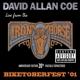 COE, DAVID ALLAN-BIKETOBERFEST '01: LIVE FROM...