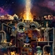 FLYING LOTUS-FLAMAGRA -GATEFOLD-