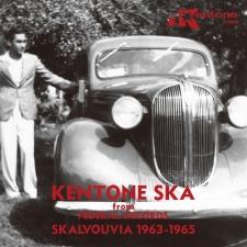 VARIOUS-KENTONE SKA FROM FEDERAL RECORDS: SKA...