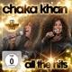 KHAN, CHAKA-ALL THE HITS -CD+DVD-