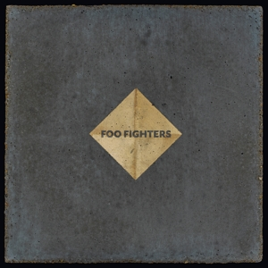 FOO FIGHTERS-CONCRETE & GOLD