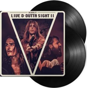 DEWOLFF-LIVE & OUTTA SIGHT II / 180GR. -HQ-