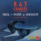 CHARLES, RAY-SOUL+JAZZ=GENIUS - FOUR DEFINITIVE ALBUMS 1960-196