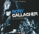 GALLAGHER, RORY-LIVE AT MONTREUX + DVD